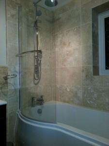 2013.02 - Otter Bathrooms - Feniton_Shower_Rain_Tiled_Wall_Bath2